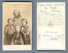 Ingres, Delacroix, Decamps, Scheffer, peintres d'après dessin Vintage album
