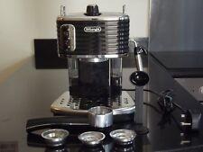 DELONGHI SCULTURA ECZ351.BK 15 Bar Pump Espresso Coffee Machine Black