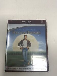 NEW Field of Dreams HD DVD Kevin Costner 2006 with bonus features SEALED