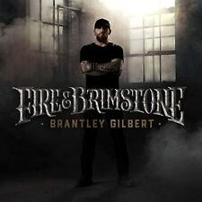 Brantley Gilbert - Fire And Brimstone (NEW CD)