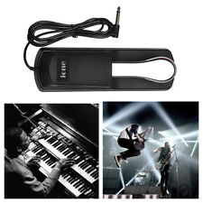 Sustain Piano Pedal Foot Switch Damper for Keyboard Yamaha,Casio,Roland,Korg New