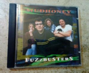 Mudhoney - Fuzzbusters - CD Album - Rare