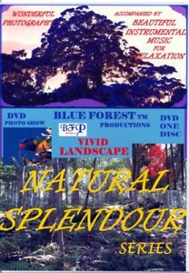 DVD RELAXATION ' VIVID LANDSCAPE' BEAUTIFUL MUSIC AND BEAUTIFUL PHOTOGRAPHY