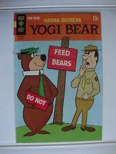 Yogi Bear #34 VF Feed Bears