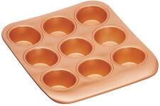 Masterclass Elegant Keramik 24 x 22 cm Heavy Duty Stapel Muffin Kuchenform Blech