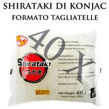 Shirataki Di Konjac Tipo Tagliatelle Big-Box Risparmio City Aroma 40 X 200 Gr.
