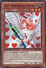 Lily Iniezione Fatata YU-GI-OH! BP02-IT018 Ita RARA 1 Ed.