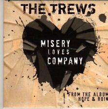 (CN523) The Trews, Misery Loves Company - 2011 sealed DJ CD