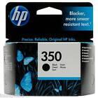 HP N 350 NERO ORIGINALE OEM CARTUCCIA A GETTO DI INCHIOSTRO CB335EE Deskjet