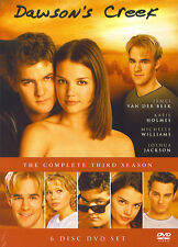 Dawson's Creek : The complete third season (6 DVD)