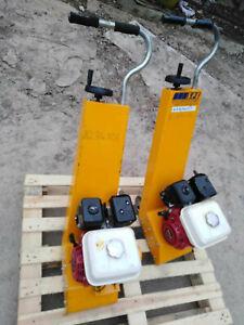 Spe Bef 200 Petrol Floor Grinder Planer Scabler Scariffier Concrete Von Arx