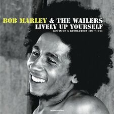 LP BOB MARLEY & THE WAILERS LIVELY UP YOURSELF 3700604714897