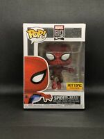 Funko POP! Marvel Spider-Man #593 Metallic Hot Topic Exclusive