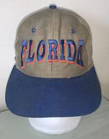 Florida Marlins MLB Vintage Top Of The World SnapBack Baseball Cap