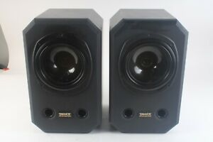 Tannoy System 800 Passive Reference Active Studio Monitor Speaker (Pair)