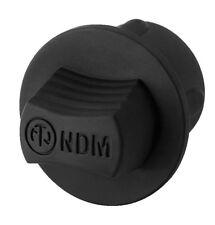 NDM-1 - Staubschutzkappe für XLR Einbaustecker, schutz vor Staub, Schmutz usw.