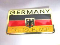 Germany Pin Anstecker Metall Flagge Adler schwarz rot gold