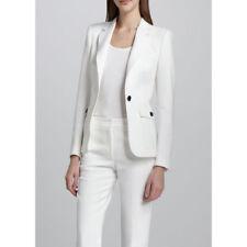 White Trouser Suit Ladies Elegant Pant Suits Female Business Office Uniform Suit