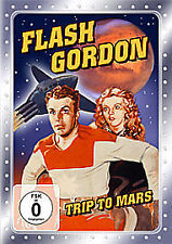 Flash Gordon -Trip To Mars [DVD] [1938] NEW & SEALED - FAST FREE DISPATCH !