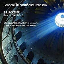 BRUCKNER: SYMPHONY NO. 5 NEW CD