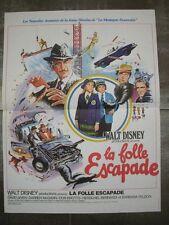 LA FOLLE ESCAPADE David Niven 1976 Affiche Originale 40x55 Vintage Movie Poster
