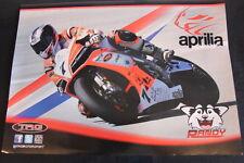 Poster TRG Aprilia RSV4 2013 #7 Randy Gevers (NED) Dutch Super Bikes (HW)