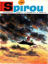 ▬► Spirou Hebdo - n°1491 du 10 Novembre 1966 - Complet - TBE