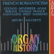 Organ History - French Romanticism / Arturo Sacchetti