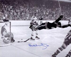 Bobby Orr Autographed Signed 8x10 Photo ( Bruins HOF ) REPRINT ,
