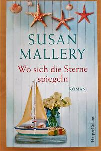 """Top erhaltenes Taschenbuch  """"Wo sich die Sterne spiegeln""""   Susan Mallery  Roman"""
