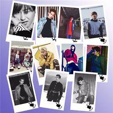 Kpop 30pcs Block B Lomo Card Unisex New Photocard Photo Poster B Bomb