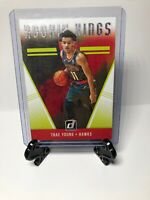2018-19 Donruss Rookie Kings Trae Young #24 ROOKIE CARD-Hawks