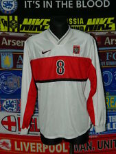 4/5 Poland adults XL 1998 original #8 Tomasz Iwan football shirt jersey soccer
