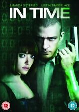 In Time (DVD + Digital Copy) - DVD  3OVG The Cheap Fast Free Post