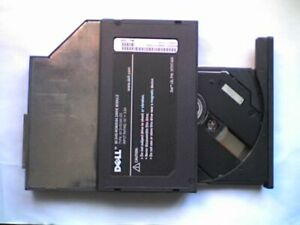 DELL , 18THT-A00 , CD / DVDROM Disk Drive Module (for Latitude C-Series laptop)