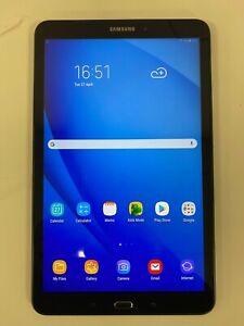 Samsung Galaxy Tab A 2016 T580 10.1'' 16GB WiFi - Black Very Good !