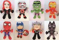 Official Marvel Avengers Licensed Soft Toy Infinity War New Superheroes Plush