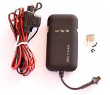 Quad band GPS GSM GPRS Tracking SMS Real Time Vehicle Motorcycle Bike Tracker