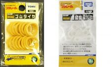 Plarail Takara accessory Consolidated parts rubber tires accessory From Japan