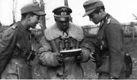 WW2 German Officers checking the map, WWII Germany World War Two Wehrmacht