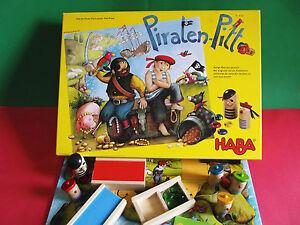Ersatzteile für * Piraten - Pitt * von Haba, Art. Nr. 4174