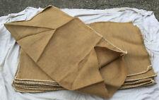 Jutesack 60 x 110cm Karoffelsack Pflanzenschutz Winterschutz Jute Sack