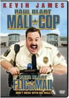 Paul Blart Mall Cop - DVD By Kevin James - VERY GOOD