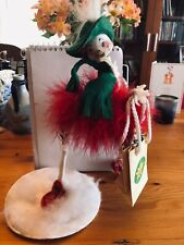 Vintage Annalee Anna lee dolls ostrich 1994