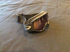 Smith Optics Airflow Skiing Snowboarding Goggles Black