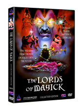 The Lords of Magick (1989) 80s Sword & Sorcery Collectors edition Reversible Art