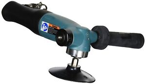 """Dynabrade 4"""" Right Angle Rotary Air Disc Sander Grinder 1.3 HP 12000 RPM 3/8""""-24"""