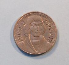 Poland 10 Zlotych 1968 World Coin Polish Mikolaj Kopernik Copernicus