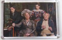 GENTLEMAN JACK SURANNE JONES ANNE LISTER & FAMILY FRIDGE MAGNET