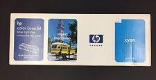 Original HP Color LaserJet Series 4500-4550 Cyan Toner Cartridge